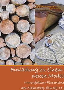 Workshop und neue Modelle am Feuer 29.11.2014