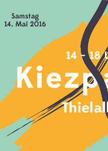 Kiezparty am 14. Mai 2016
